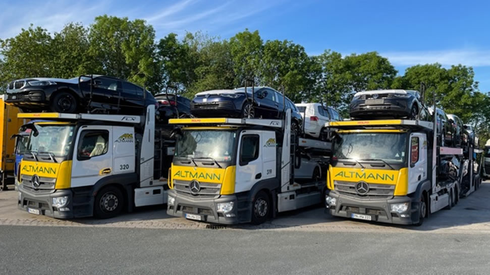 Matthias Weiser Universal Drive Logistik Thüringen